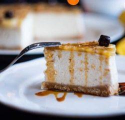 vegan cheesecake no cashews